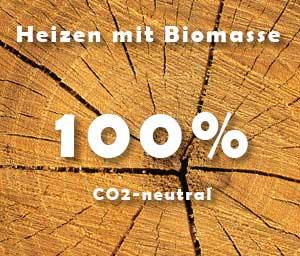 Biomasse ist CO2-neutral
